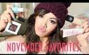 My NOVEMBER Favorites!! ♡ - ThatsHeart