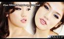 ELSA 'FROZEN' Makeup Tutorial