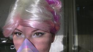 Nicki Minaj VMA Drugstore Wig