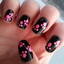NAV | Animal Paw Print Nail Dotting Tutorial