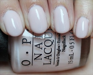 From the Oz the Great and Powerful Collection (Soft Shades). See more swatches & my review here: http://www.swatchandlearn.com/opi-dont-burst-my-bubble-swatches-review/
