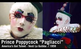 Halloween Makeup Prince Poppycock