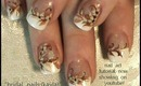 robin moses nail art: BRIDAL NAILS (kayla) tutorial