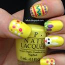 Easter 2014Nail Art