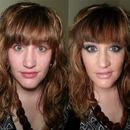 before & after with Carmen