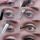 Pictorial for pin-up inspired eye look
