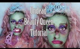 Undead Beauty Queen Tutorial