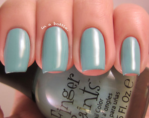 Finger Paints Tiffany Imposter @gemsinabottle