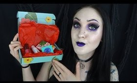 Medusas Makeup Summer Box Unboxing!!