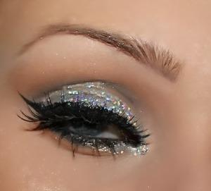 winged glitter
