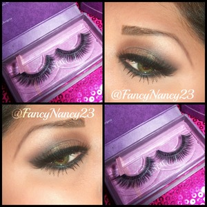 Everyday Makeup. Wearing my favorite lashes by Velour Lashes in Lash in the City. Follow me on Instagram @ FancyNancy23