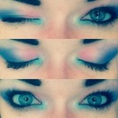 Pastel Rainbow Eyes