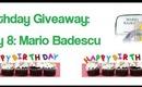 Giveaway Day 8: Mario Badescu