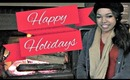 Happy Holiday & Giveaway Winners! - Ms Toi