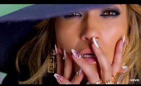 Jennifer Lopez - Back it Up Music Video with Prince Royce and Pitbull Inspired Makekup