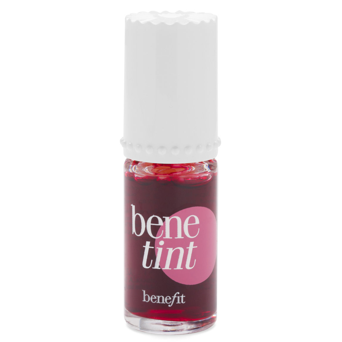 Benefit Cosmetics Benetint Cheek & Lip Stain product smear.