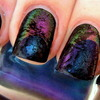 The Dark Side of the Rainbow Stamped