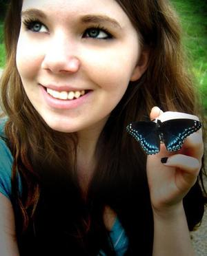 Me and a Butterfly