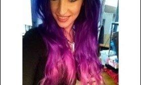 How To: Purple Hair!