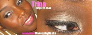 trina inspired look