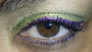 Mardi Gras Eye