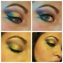 Colorful Look!
