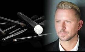 WAYNE GOSS THE BRUSH COLLECTION LAUNCHES!