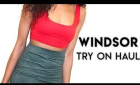 Windsor Try On Haul + Cyber Monday Sale