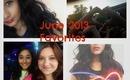 June 2013 Favorites!!