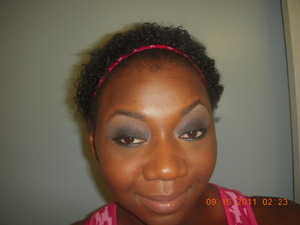 7 layered smokey eye http://www.youtube.com/user/lucky2HaveYOuORM?feature=mhee