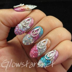 Read the blog post at http://glowstars.net/lacquer-obsession/2014/08/featuring-born-pretty-store-vintage-necklaces/