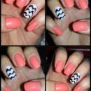 Orange pink