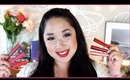 Revlon Lacquer and Matte Balm Demo & Review! NEW Drugstore Products!!