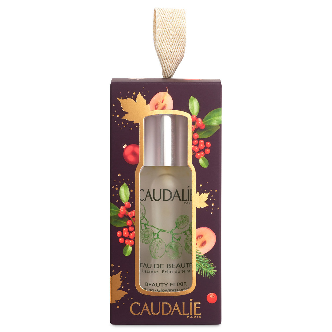 Caudalie Beauty Elixir Holiday Bubble alternative view 1 - product swatch.