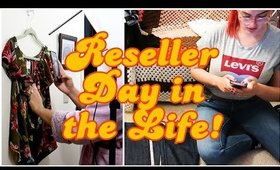 PT Reseller Day in the Life   How I Photograph and Measure my Inventory   Poshmark and Ebay