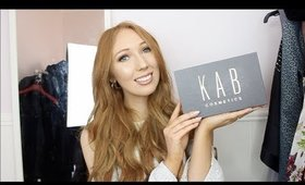 KAB COSMETICS LIP KIT REVIEW | Kim Zolciak Biermann Cosmetics Brand!