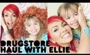 DRUGSTORE HAUL with Princess Ellie