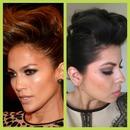Jennifer Lopez.inspired Hair!