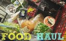 FOOD HAUL!! The GOOD & The BAD