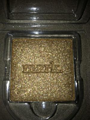 i-mark metallics in Goldi Luxe. It's beautiful!