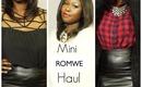 Mini Romwe Haul | WandesWorld