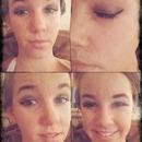 My birthday makeup:))??