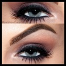 Fall Smoky Eye