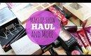 Makeup Show Haul + More