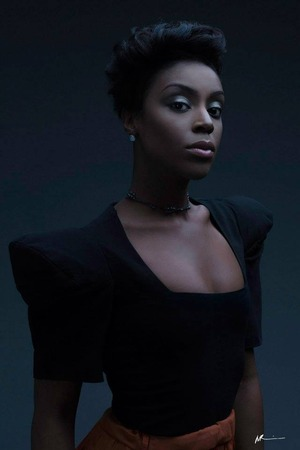 model: Tiffine Allen  Photography: Nikki Nikky Richardso MUA: Makeup & Hair By Anh