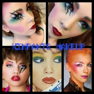 Just coming up with some more ideas for the show. Used the bottom 3 pictures as inspiration.  http://www.youtube.com/kimpantsmakeup