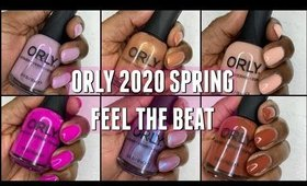 Feel The Beat Collection | Orly Spring 2020