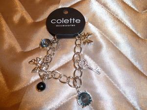 Colette accesories charm bracelet