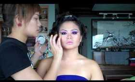 """Michelle Phan's """"Into The Night"""" Contest Submission"""