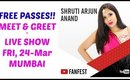 FREE Passes + Meet & Greet + LIVE Show - YouTube FanFest 2017 | #YTFFRedCarpet